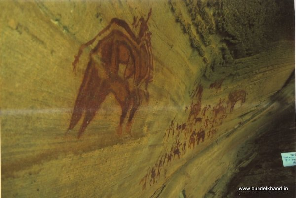 Rock Painting - Elephant.jpg (600×401)