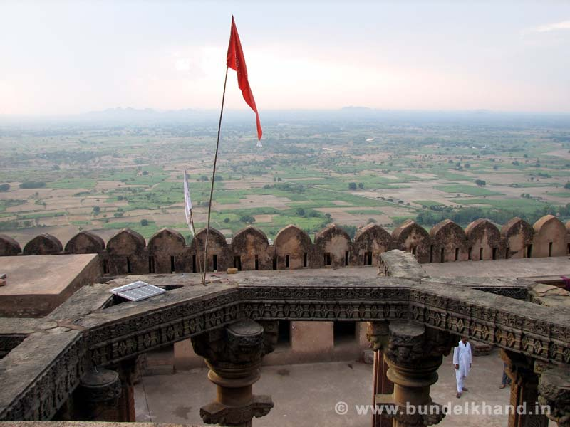 Kalinjar Fort Neelkanth Temple